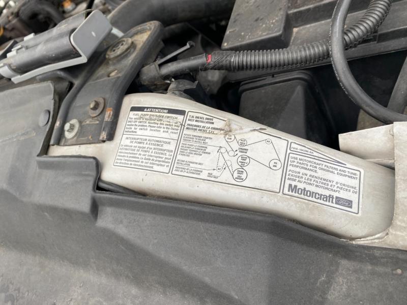 Ford Super Duty F-450 DRW 2002 price $12,990