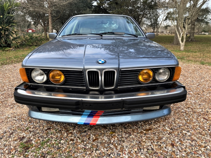 BMW 6-Series 1987 price $24,800