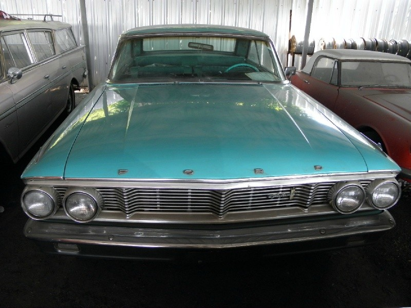 Ford Galaxie 500 1964 price $14,990