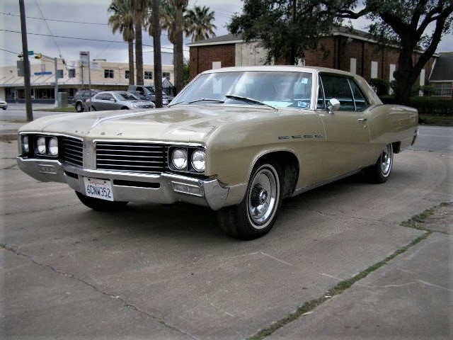 Buick Electra 1967 price $19,988