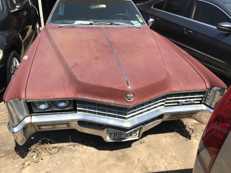 Cadillac El Dorado 1967 price $5,990