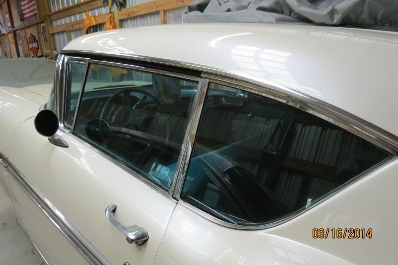 Chevrolet impala bubble top 1958 price $55,990