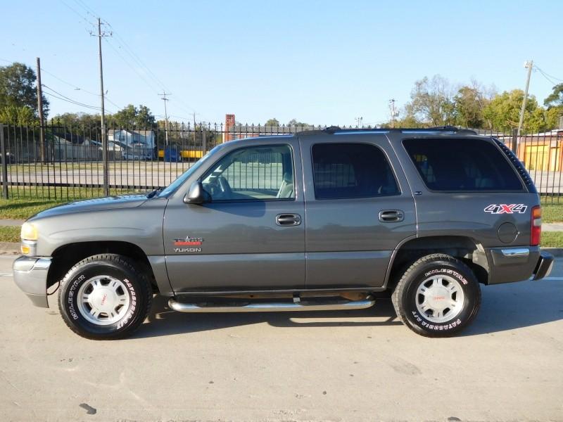 GMC Yukon 2001 price $1,999