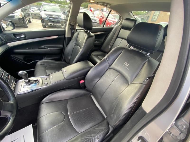 Infiniti G37 Sedan 2013 price $11,290