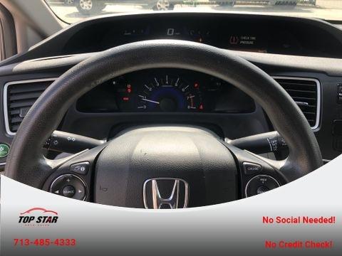 Honda Civic Sedan 2015 price $11,990