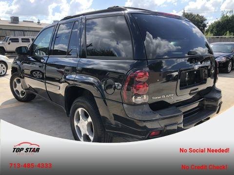 Chevrolet TrailBlazer 2007 price $3,600