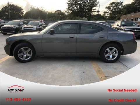 Dodge Charger 2008 price $4,590