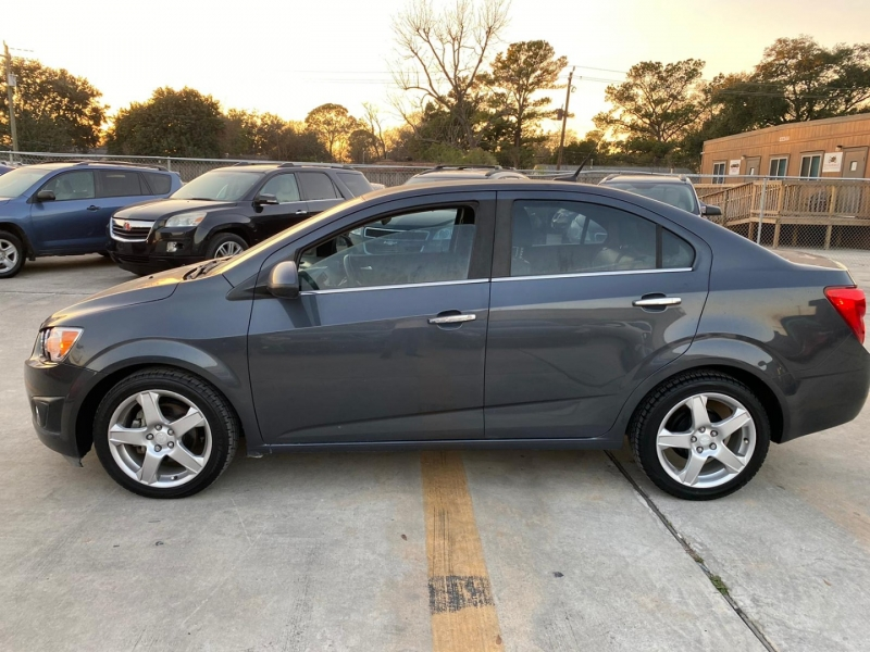 Chevrolet Sonic 2012 price $4,890