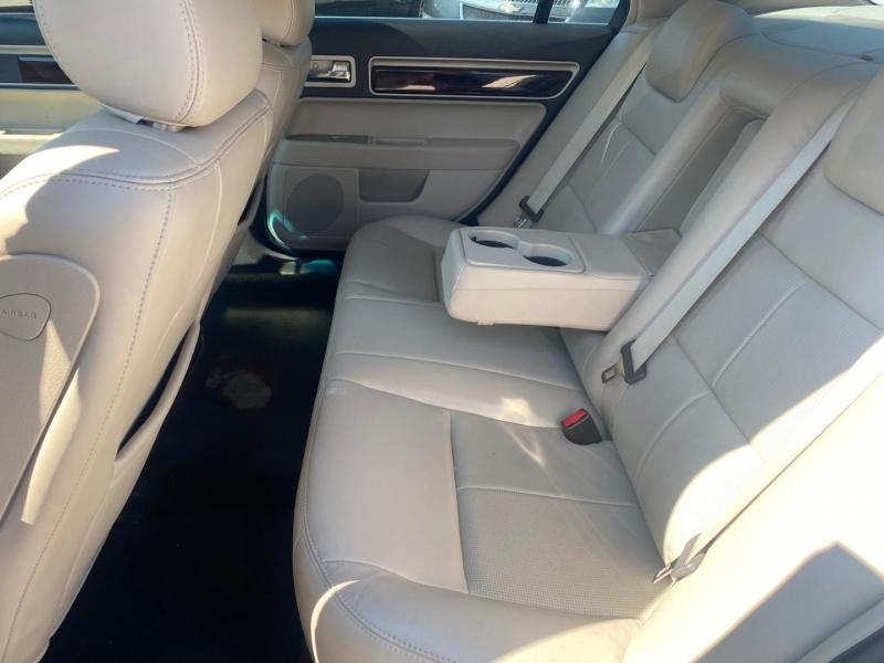 Lincoln Zephyr 2006 price $5,490
