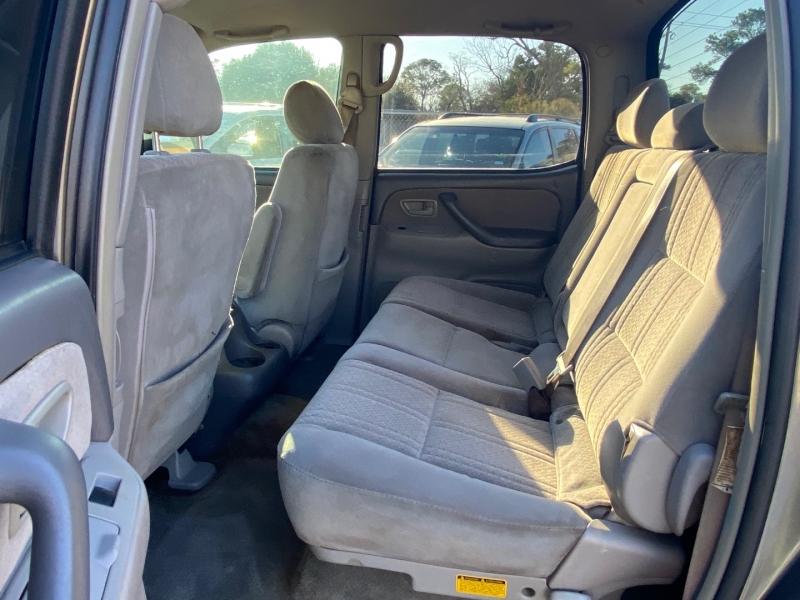 Toyota Tundra 2006 price $7,490