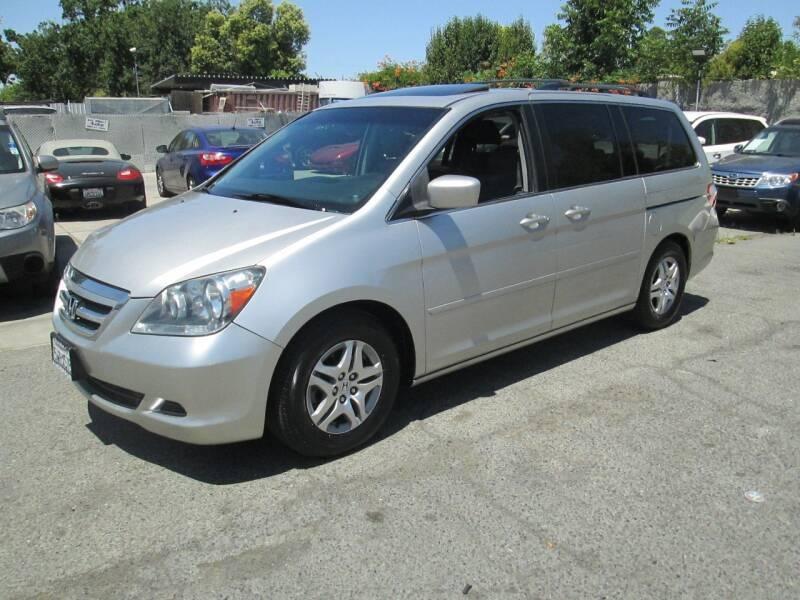Honda Odyssey 2007 price $7,980