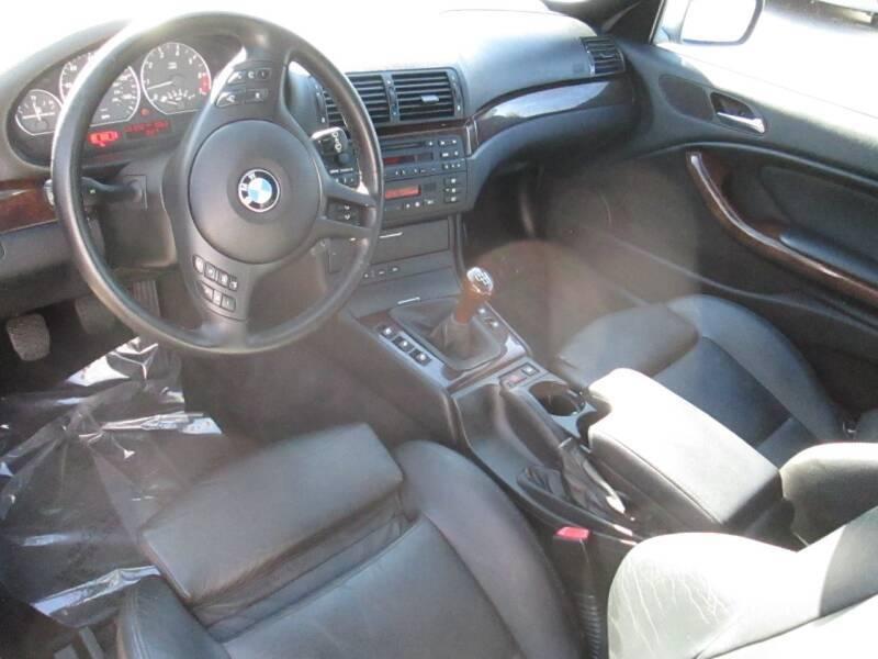 BMW 3 Series 2001 price $7,980