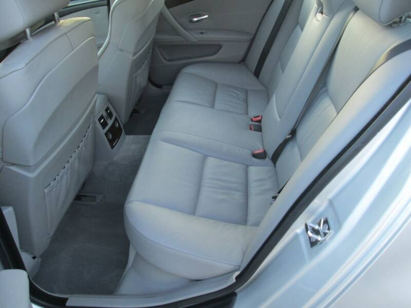 BMW 5 Series 2009 price $8,980