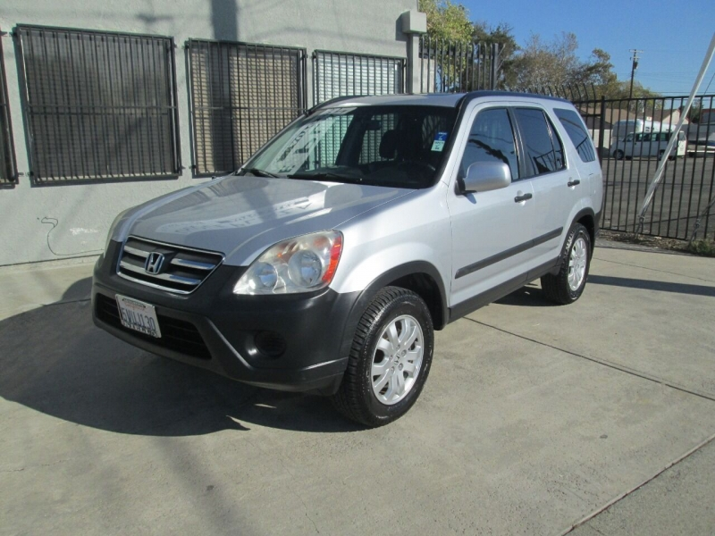 Honda CR-V 2005 price $6,980
