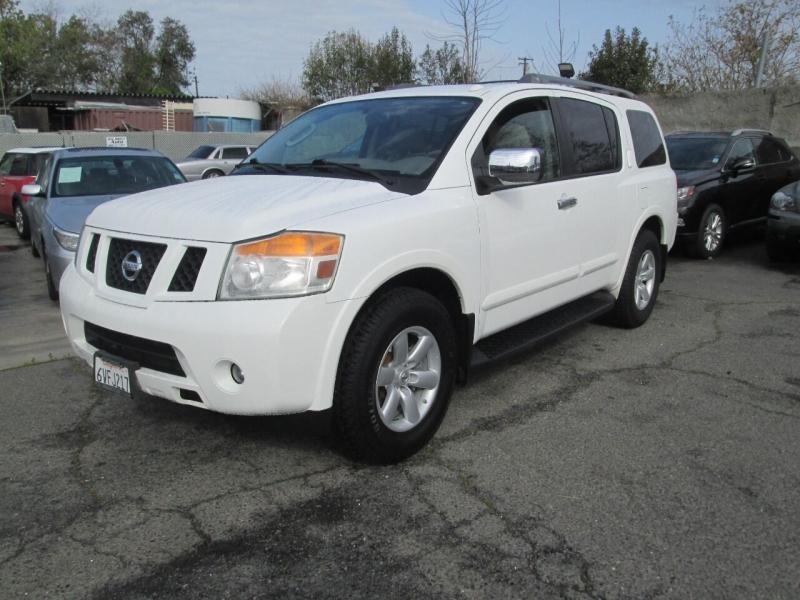 Nissan Armada 2012 price $16,980