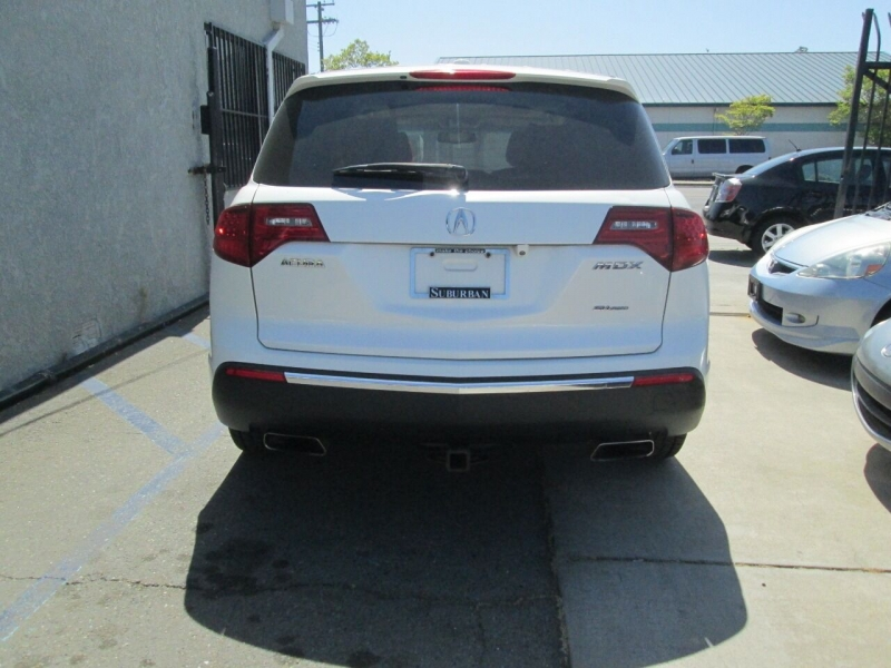 Acura MDX 2011 price $13,980