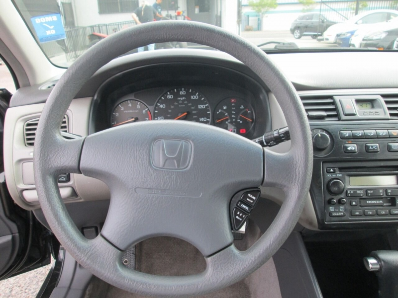 Honda Accord 2002 price $4,980