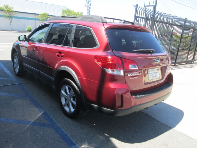 Subaru Outback 2014 price $12,880
