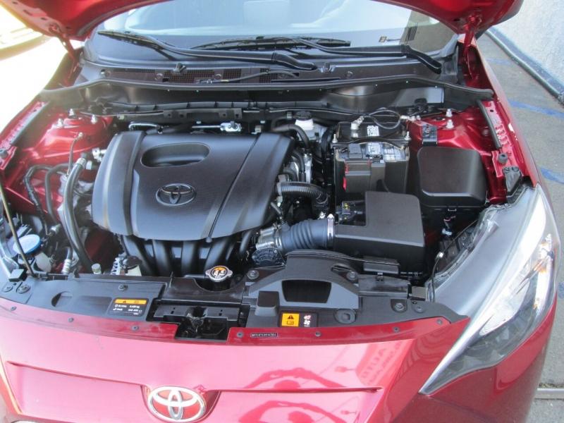 Toyota Yaris iA 2017 price $13,980