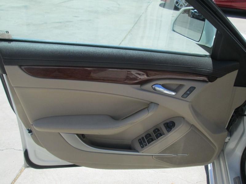 Cadillac CTS 2010 price $11,880