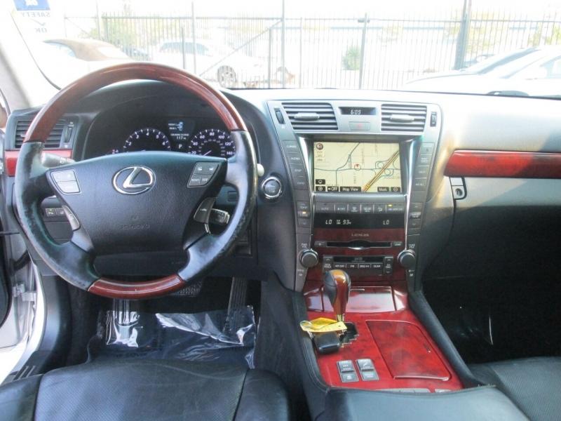 Lexus LS 460 2008 price $14,880
