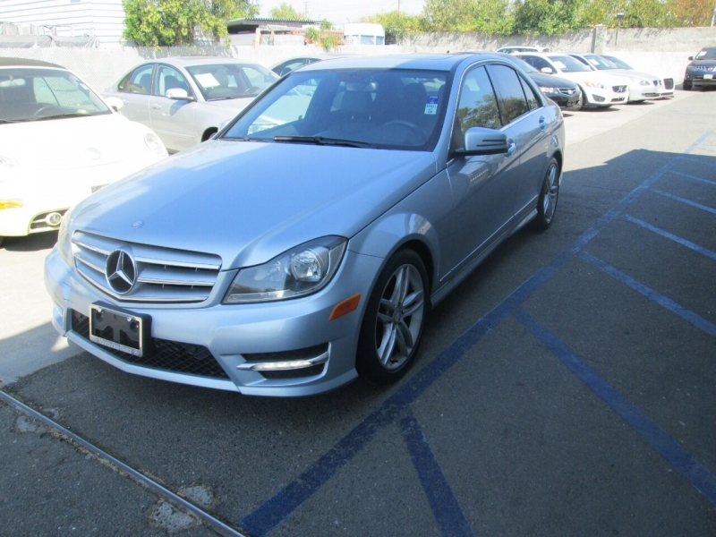 Mercedes-Benz C-Class 2013 price $11,980
