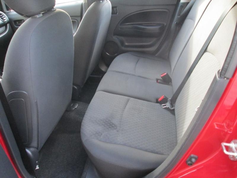 Mitsubishi Mirage 2018 price $10,880