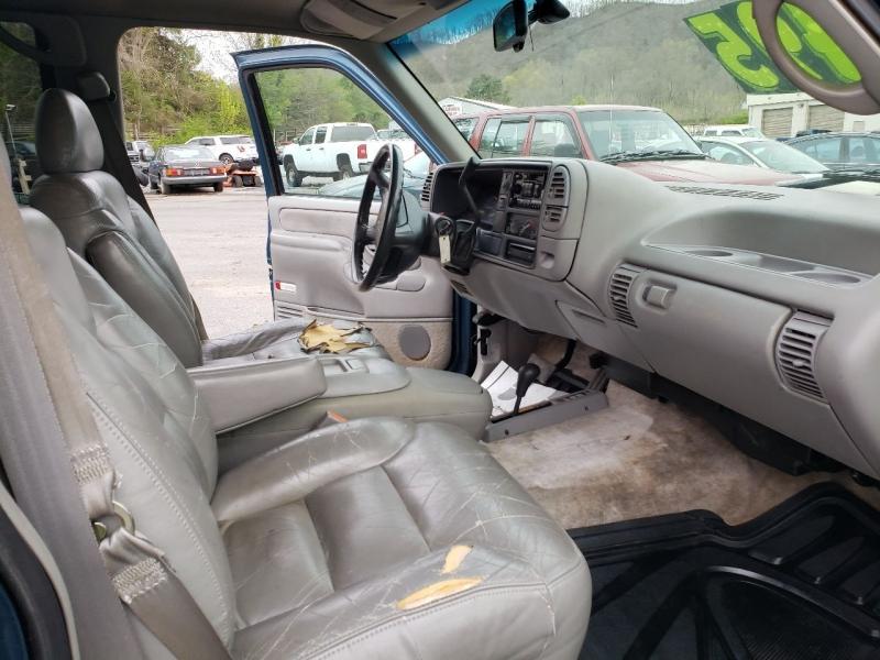 Chevrolet Tahoe 1995 price $3,995