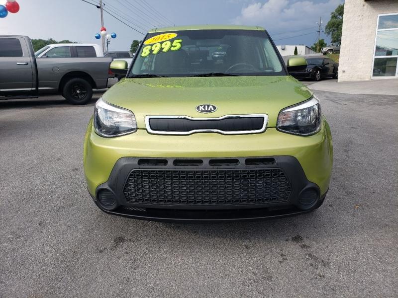 Kia Soul 2015 price $8,995