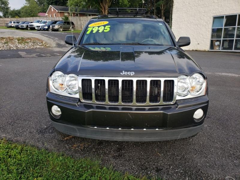 Jeep Grand Cherokee 2005 price $7,995