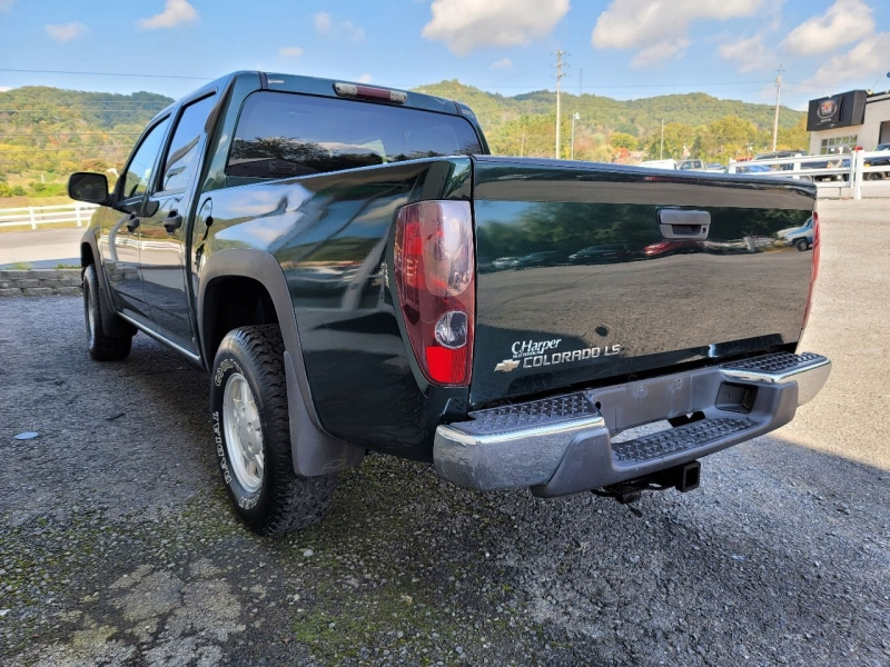 Chevrolet Colorado 2005 price $9,995