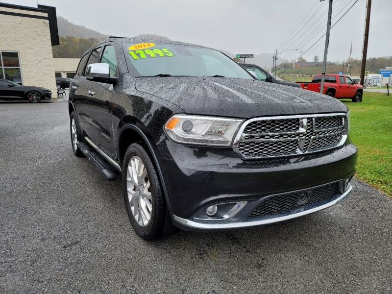 Dodge Durango 2014 price $17,995