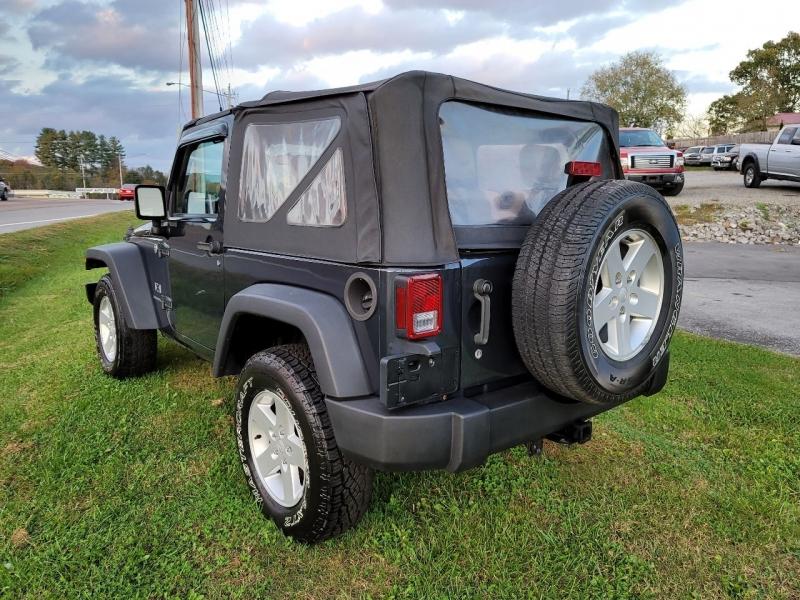 Jeep Wrangler 2007 price $10,995