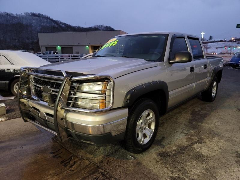 Chevrolet Silverado 1500 Classic 2007 price $10,495