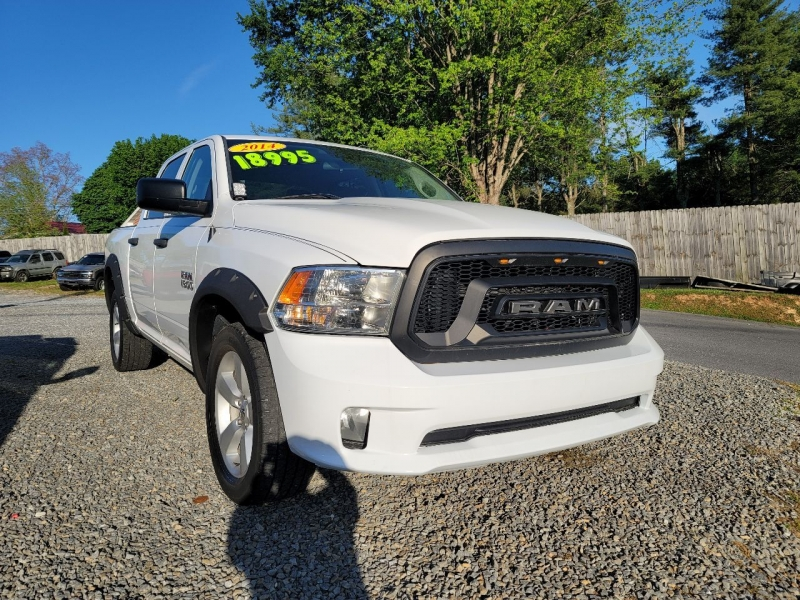RAM Ram Pickup 1500 2014 price $18,995