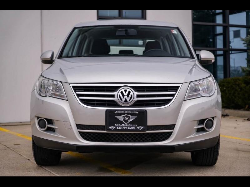 Volkswagen Tiguan 2011 price $5,990