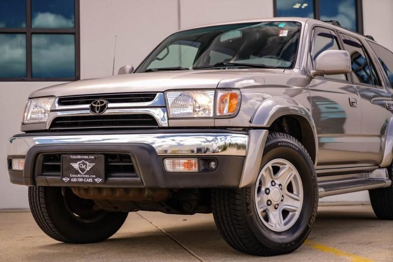 Toyota 4Runner 2001 price $5,990