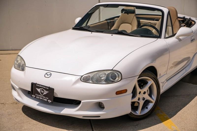 Mazda Miata 2002 price $9,990