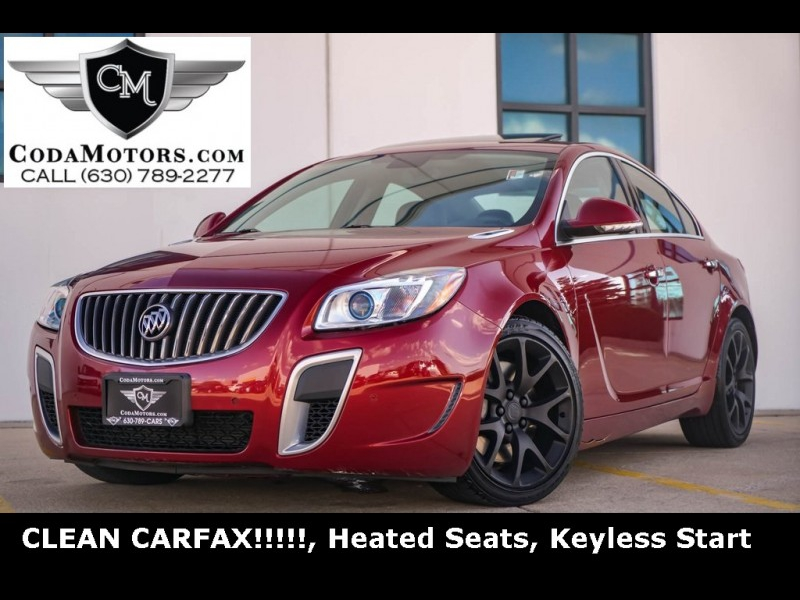 Buick Regal 2013 price $16,880