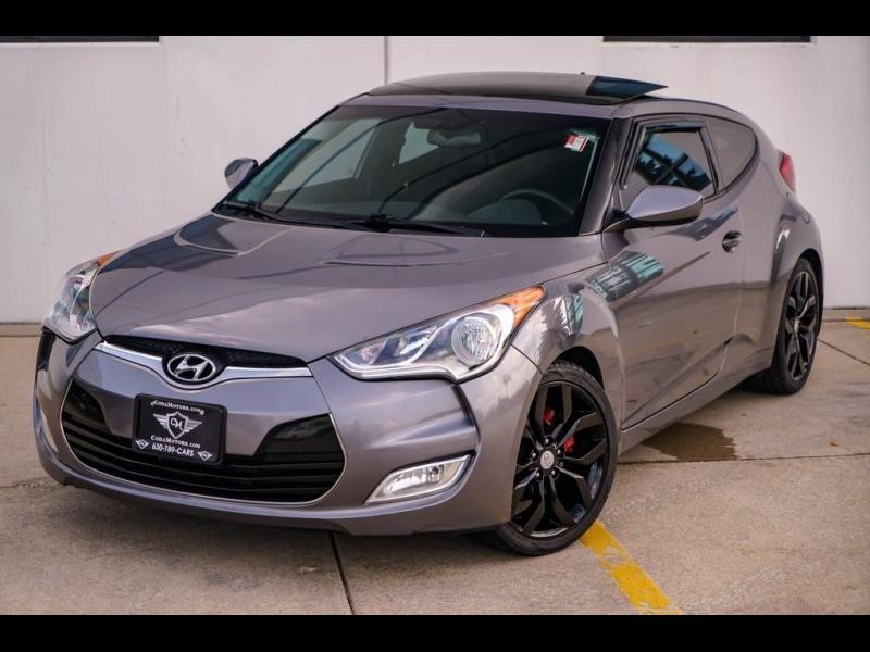 Hyundai Veloster 2012 price $6,990
