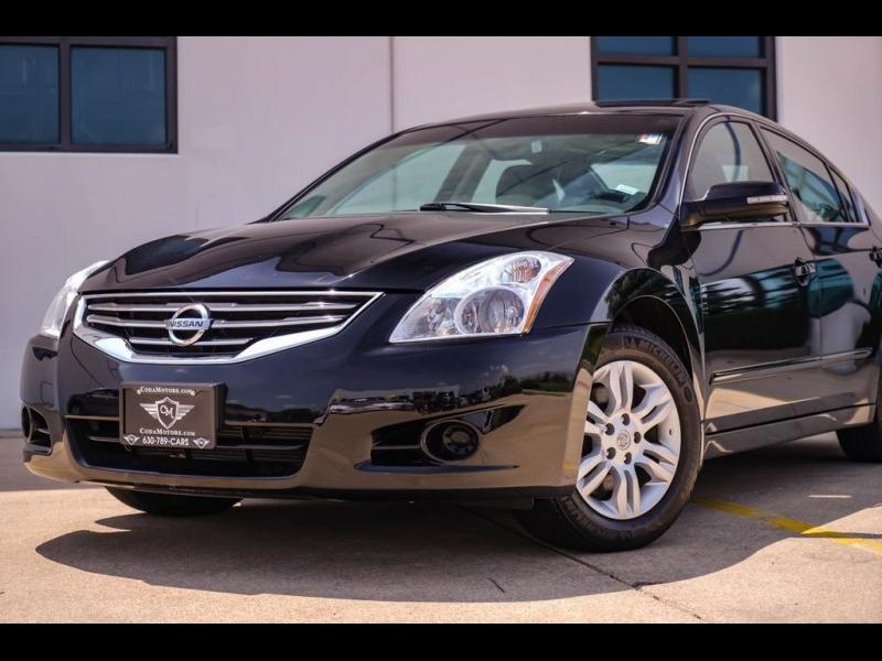Nissan Altima 2012 price $7,480