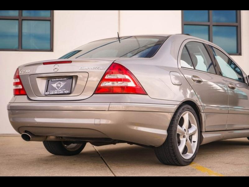Mercedes-Benz C-Class 2005 price $6,990