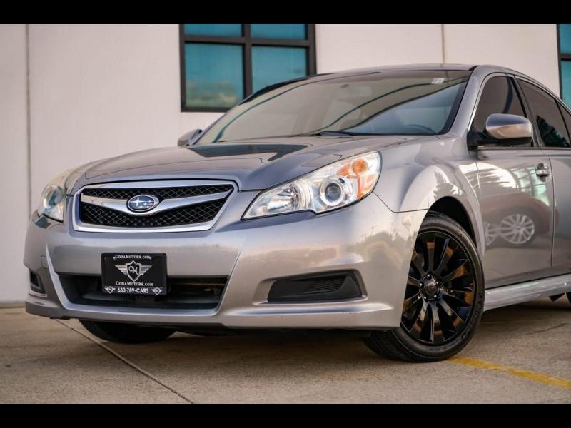 Subaru Legacy 2011 price $8,390