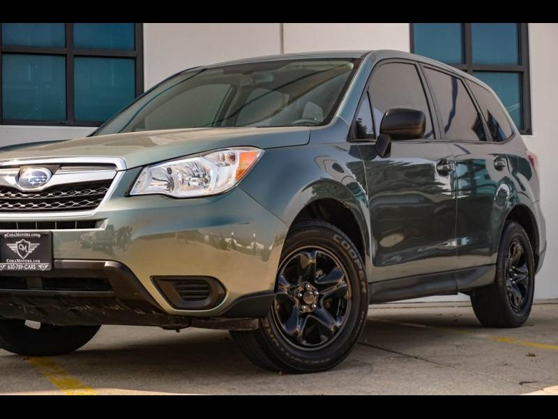 Subaru Forester 2016 price $9,980
