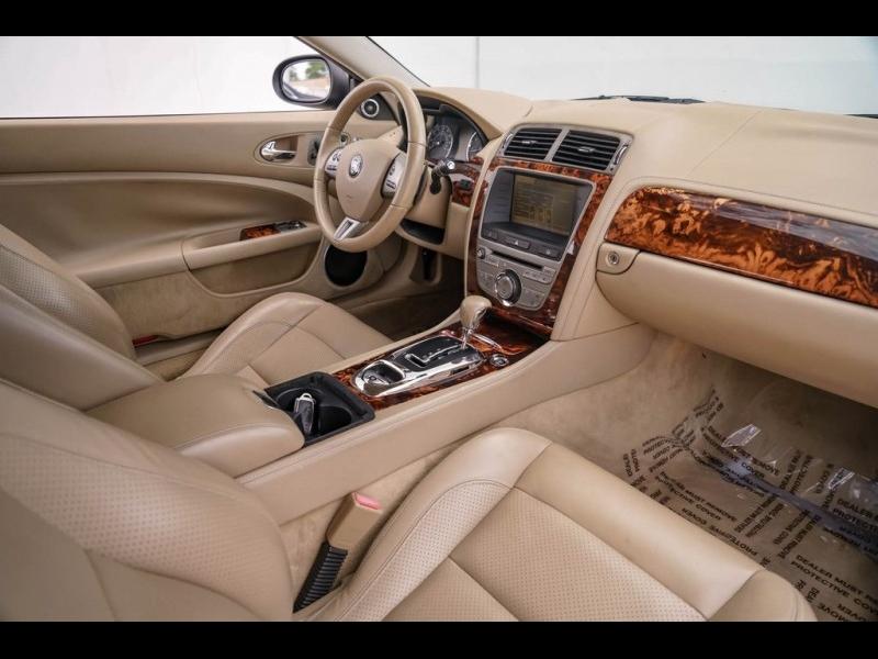 Jaguar XK 2009 price $21,990