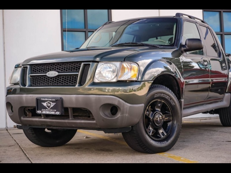 Ford Explorer Sport Trac 2003 price $4,990