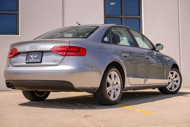 Audi A4 2011 price $8,990