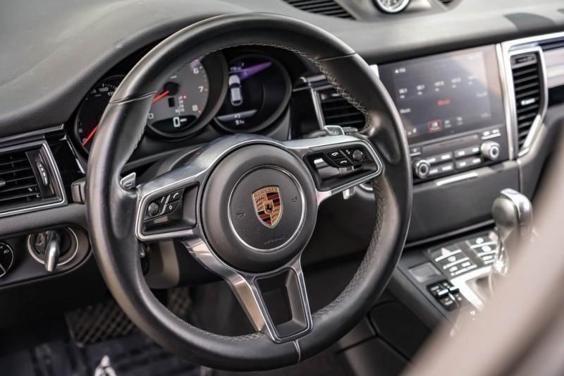 Porsche Macan 2017 price $44,990