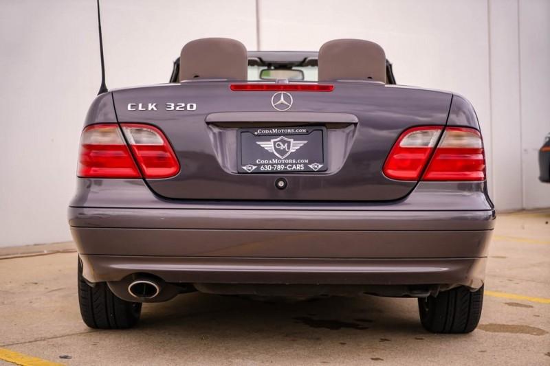 Mercedes-Benz CLK 2003 price $7,890