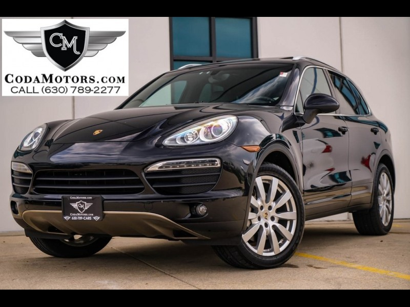 Porsche Cayenne 2012 price $21,980